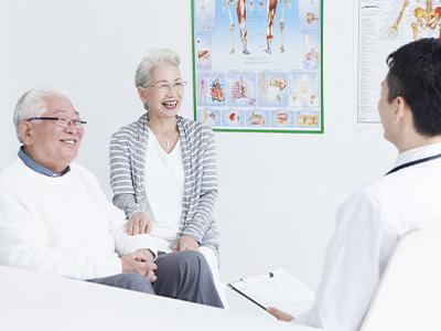 かかりつけ医としての安心感のある診療をします
